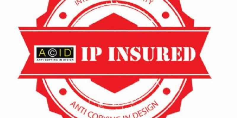 ACID IP Insured: A New Insurance Product For Designers